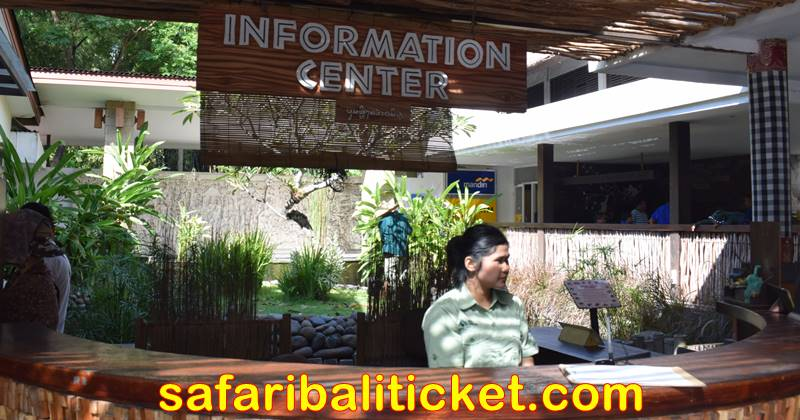 Bali Safari Marine park Tickets Information center