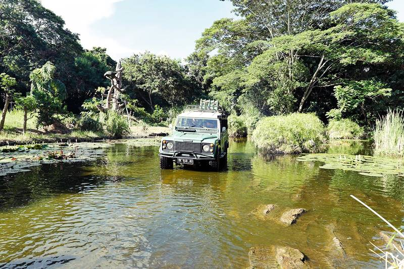 Enjoy A Challenging and Fun Holiday with Leopard 4×4 Bali Safari 1