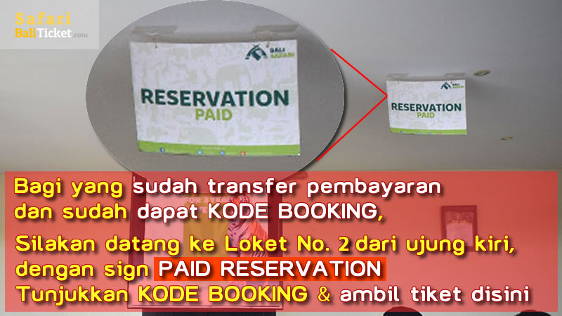 Harga Promo New Normal Bali Safari Tiket Domestik 1