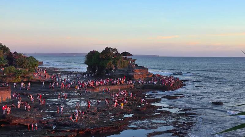 The Tanah Lot is Possibly The Most Photographed Temple in Bali 5