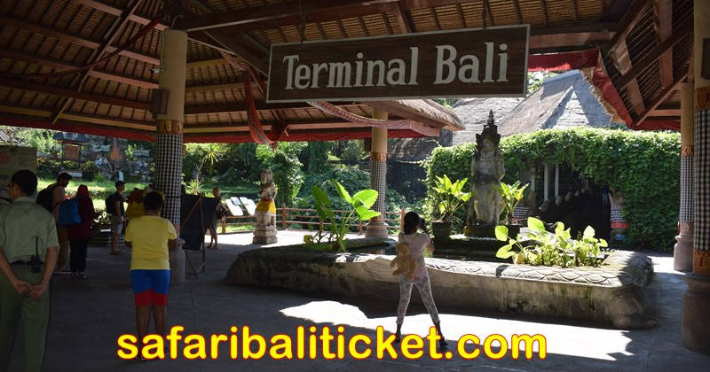 terminal bali at bali safari marine park